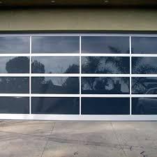 garage doors glass panel contemporary wood facade and modern garage glass panel door exterior style garage