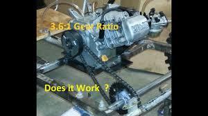 3 6 1 Gear Ratio Will It Even Move Gokart