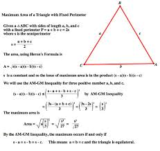 Using The Arithmetic Mean Geometric Mean Inequality In Problem Solving