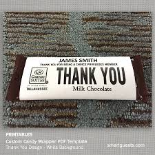 chocolate bar wrappers printable custom candy bar wrapper pdf template print at hotel