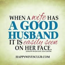 A Good Husband Happy Wives Club Blog Pinterest Husband Happy Unique Best Husband And Wife