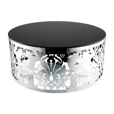 silver lily coffee table