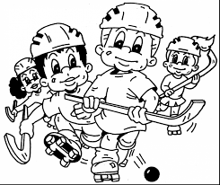 Small Picture Outstanding printable hockey coloring pages with hockey coloring