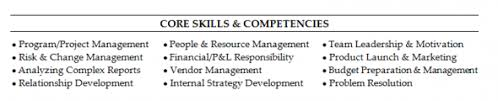 skills and competencies resumes how to customize your resume for each job application flexjobs