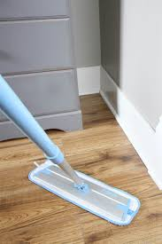 i often hear from readers asking me how to clean laminate floors and as usual