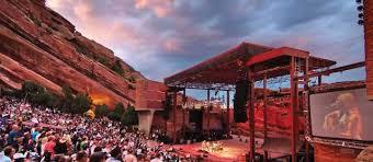 Red Rock Amphitheater Seating Chart Las Vegas 2019 Denver Summer Concerts Festivals Visit Denver