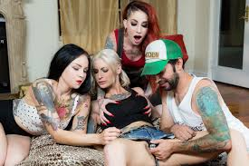 BBQ Titmasters Part 4 All You Can Eat American Orgy 69543