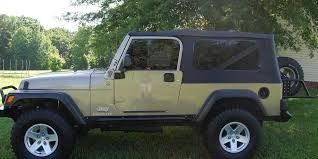 FS/FT-2004 Jeep Wrangler Unlimited-built - Toyota 4Runner Forum ...