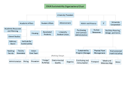 Organization Chart California State University Northridge