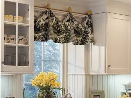 For Kitchen Curtains Valances For Kitchen Curtains Choosing The Right Valances For