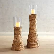sea grass hurricane floor candle holders pier 1 importspopular stands small  home design ideas photos