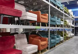 aisle of chairs