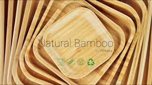 NATURAL BAMBOO BY <b>WILMAX</b> - YouTube