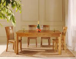 Wood Dining Room Chairs Furniture And Light Oak Sets Reclaimed - Table dining room