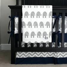 grey crib bedding elephant crib bedding navy and grey baby bedding navy blue chevron and grey grey crib bedding