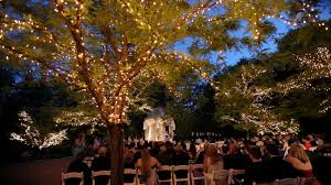 romantic wedding lighting 2016 wedding tips from romantic outdoor lighting source cord3s com