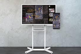 Interactive Number Flip Chart Samsung Finger Touch Flip Digital Flipchart For Business