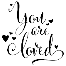 You Are Loved Wall Quotes™ Decal WallQuotes Enchanting You Are Loved Quotes