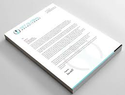 What Is Professional Letterhead Entry 28 By Mkmonir614 For Design A Professional Letterhead