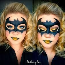 bat man makeup inspiration of easy makeup ideas for guys