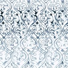 Small Picture Designers Guild Arabesque Wallpaper in Graphite