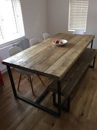 outerlands gallery metal wood furniture. Best 25 Industrial Dining Tables Ideas On Pinterest Steel And Wood Table Outerlands Gallery Metal Furniture