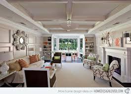 wall paneling. Fiorella Design. Living room ...