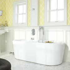two wall bathtubs bathtubs freestanding tub white 2 wall alcove bathtubs