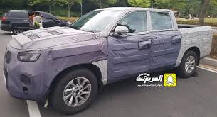 Possible Hyundai Truck Prototype Spied, Doesn't Appear To Be The ...