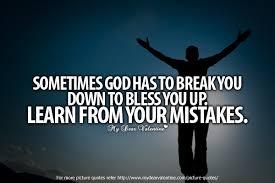 God Motivational Quotes Custom Inspirationalquotessometimesgodhastobreakyou Algonquin