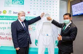 อินโดรามา เวนเจอร์ส' ผนึก 'ไทยแทฟฟิต้า'พัฒนาชุด PPE