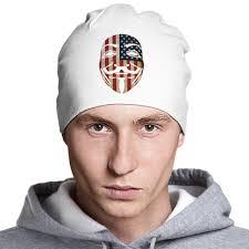 Шапка классическая унисекс <b>USA Anonymous</b> #1205463 в Москве ...