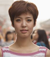 Korean Woman Short Hair Style Asian Hairstyles For Girls Hairstyle Fo Women & Man 2892 by stevesalt.us