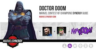 Marvel Contest Of Champions The Ultimate Synergy Guide