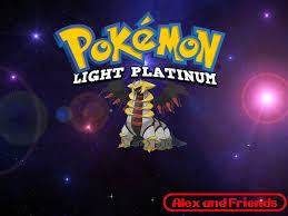 Pokemon Light Platinum Final Version Rom Download Pokemon Light Platinum Final Gba Rom