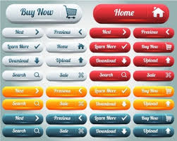 Free Download Vector Web Buttons Free Vector Download 5 780