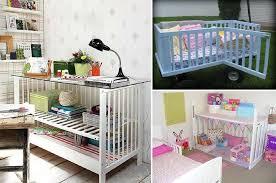diy repurposed furniture. 10 best ways to repurpose baby cribs the perfect diy diy repurposed furniture