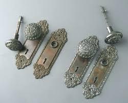 decorative door knobs vintage glass as hooks elegant image of for knob canada