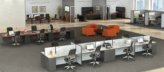Brook Furniture Rental can assist your prospective buyers in visualizing  the full picture of your commercial space. High quality office furniture,  ...