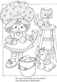 coloring book strawberry shortcake s winter fun coloring book bonnie jones picasa web als