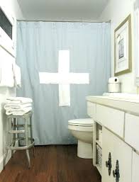 diy bathroom shower ideas how to change the of your bathroom with a simple shower curtain