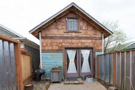 tiny houses portland. Michael And Jenny Have Recently Completed A Modern Version Of Tiny Rustic House In Portland, Oregon. The Was Designed From Ground Up By Houses Portland