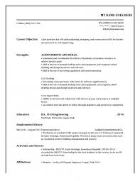 41 How To Make A Resume For Free Online Resume Samples