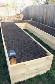 build elevated garden bed.  Garden DIY Ushaped Raised Garden Beds Throughout Build Elevated Bed D
