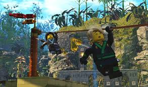 Grab a copy of LEGO Ninjago for free