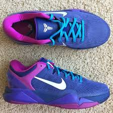 Nwob Nike Zoom Kobe Vii Jellyfish M7 W8 5 7y