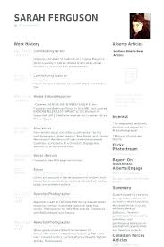 Sample Resume For Freelance Writer Best of Freelance Writer Resume Sample Tips For Writing Best Unique R