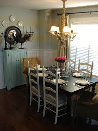 Image Chandelier Houzz Casual Dining Room