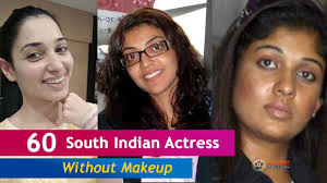 60 south indian actress without makeup photos