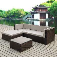 Decorating Resin Wicker Patio Furniture Clearanceresin Wicker Outdoor Furniture Sectional Clearance